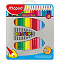 Набор цветных карандашей COLORPEPS, 18 цв.