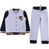Комплект: толстовка и брюки для мальчика S'cool