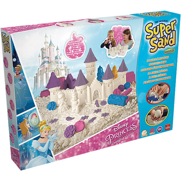 Super Sand - Disney Princess Schloss