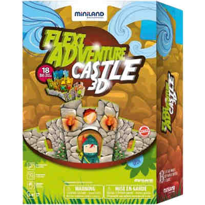 Flexi Adventure: Castle 3D