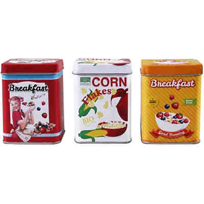 Kelloggs Metall Dosen Set