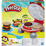 "Игровой набор ""Бургер гриль"", Play-Doh"