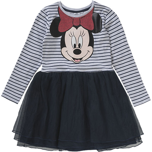 DISNEY MINNIE MOUSE Kinder Tüllkleid