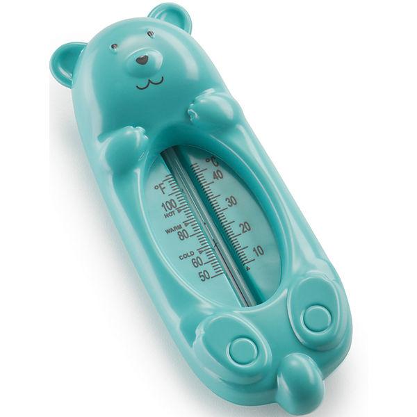 Термометр для воды, Happy Baby, голубой