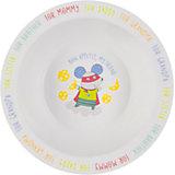 Тарелка глубокая Mouse, Happy Baby