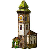 """Сборная модель """"Башня с часами""""."""