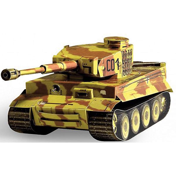 """Сборная модель """"Танк Тигр"""""""