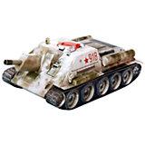 """Сборная модель """"Самоходная артиллерийская установка СУ-122"""""""
