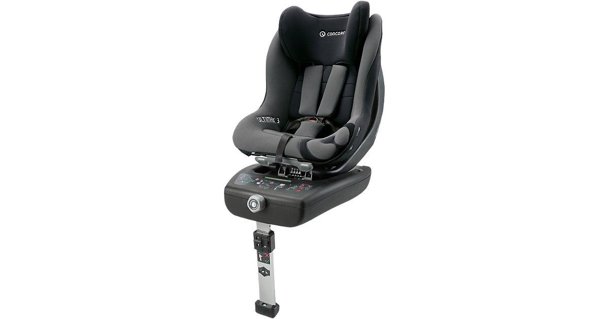 Auto-Kindersitz Ultimax.3, Raven Black, 2016 schwarz Gr. 0-18 kg