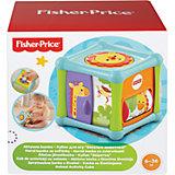 """Кубик """"Веселые животные"""", Fisher-Price"""