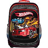 """Ортопедический рюкзак """"Nice bag"""", Hot Wheels"""