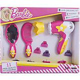 Игровой набор с феном Barbie, Klein