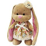 Зайка Лин в летнем платье, 25 см, MAXITOYS