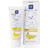 Зубная паста со вкусом  банана 75мл, Babycoccole