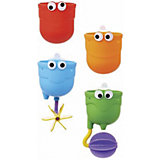 Игрушки для ванны Водопад 12+, Munchkin