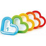 Игрушки для ванны Сердечки 6+, Munchkin