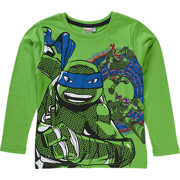 TEENAGE MUTANT NINJA TURTLES Langarmshirt für Jungen