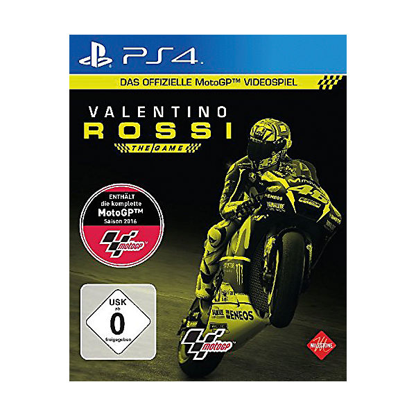 PS4 Valentino Rossi - The Game (MotoGP 2016)