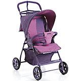 Прогулочная коляска 05C201GR-X (R358), Geoby, сиреневый/розовый