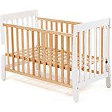 Детская кроватка МС9000, Geoby, белый