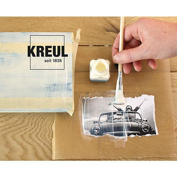 Foto transfer potch set vintage living c kreul mytoys for Foto potch ideen