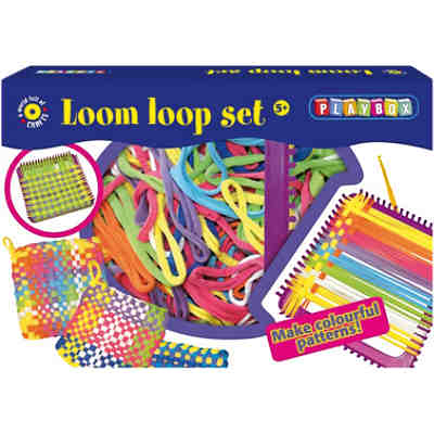 Kreativset Loom Loops