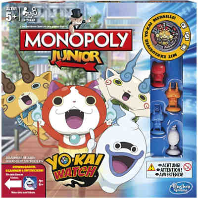 Yokai Watch - Monopoly Junior