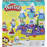 """Игровой набор """"Замок мороженого"""", Play-Doh"""