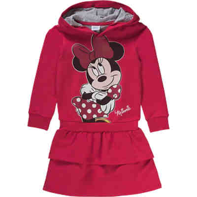 DISNEY MINNIE MOUSE Kinder Sweatkleid