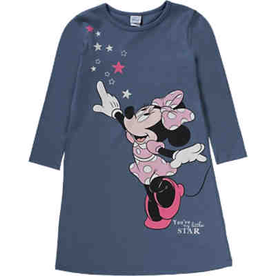 DISNEY MINNIE MOUSE Kinder Nachthemd