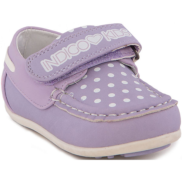 Мокасины для девочки Indigo kids