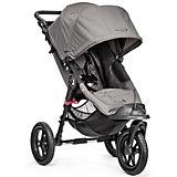 Прогулочная коляска Baby Jogger City Elite Single, серый