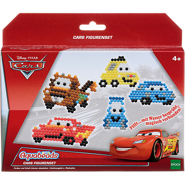 Aquabeads Cars Figurenset