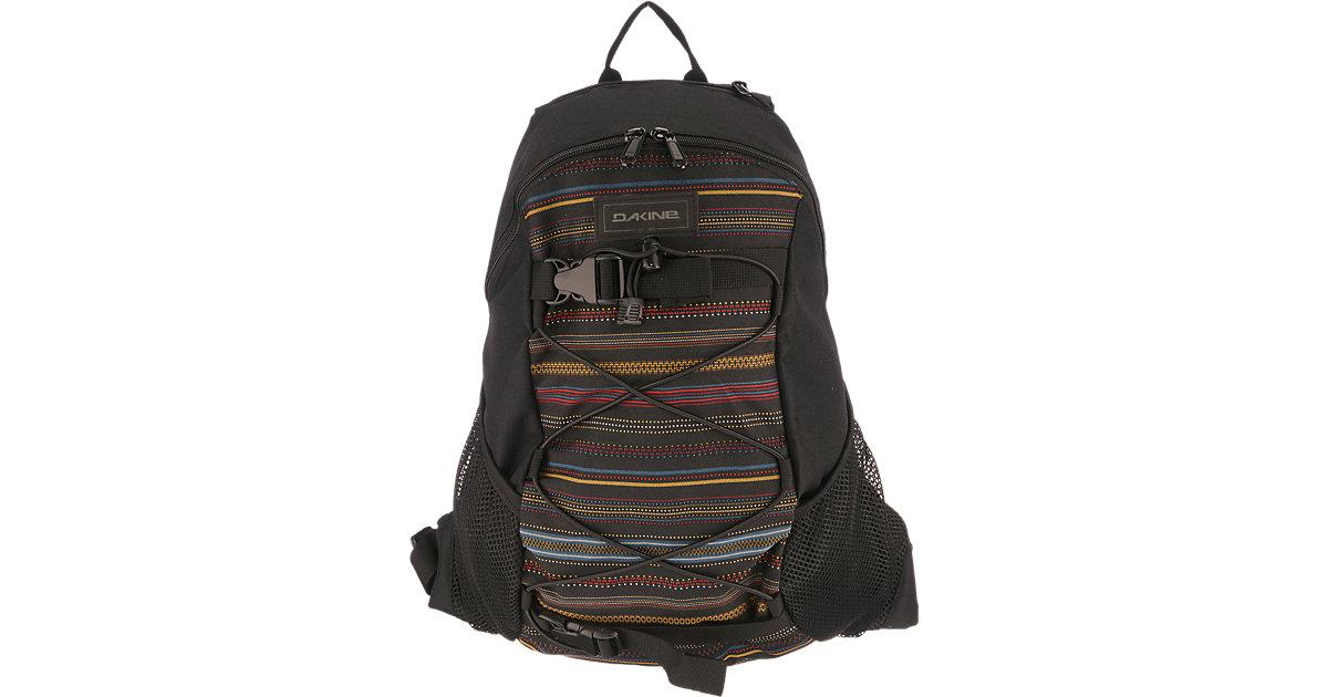 Rucksack WOMEN´S WONDER Mädchen, 15 l dunkelgrau Kinder