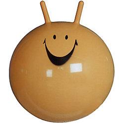 Мяч-прыгун, 45 см, желтый
