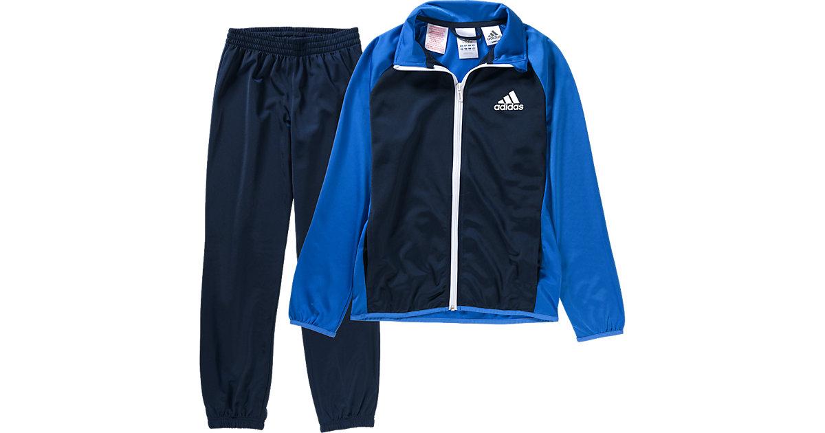 Trainingsanzug blau Gr. 164 Jungen Kinder