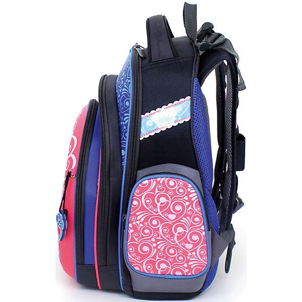 Ранец школьный Hummingbirdс мешком для обуви Щенок