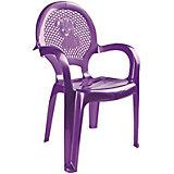 Фиолетовый стул