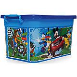 """Ящик для игрушек """"Микки Маус"""", 15л, синий"""