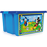 """Ящик для игрушек """"Микки Маус"""", 30 л"""