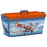 """Ящик для игрушек """"Самолеты"""", 6,5 литров"""