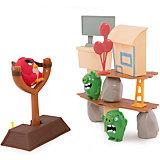 """Игровой набор #2 """"Тир сердитых птичек"""", Angry Birds"""