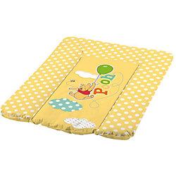 Матрас для пеленания DISNEY Винни-Пух, OKT kids, жёлтый