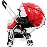 Дождевик для прогулочной коляски ручка перекидная ПВХ, Bambola