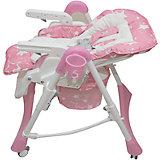 Стульчик для кормления Nana, Pituso, розовый