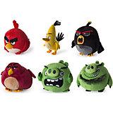 Плюшевая птичка 13см, Angry Birds