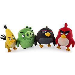 Плюшевая птичка 20см, Angry Birds