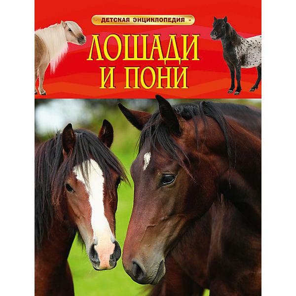 """Детская энциклопедия """"Лошади и пони"""""""
