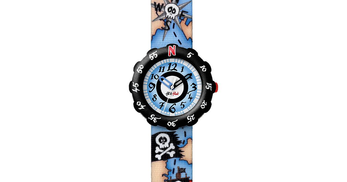 Armbanduhr für Jungen blau Mädchen Kinder