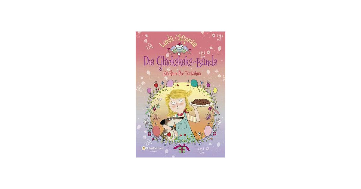 Buch - Die Glückskeks-Bande: Ein Herz Törtchen Kinder